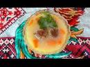 Постный суп с чечевичными фрикадельками