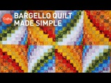 Bargello quilt project made simple Quilting Tutorial with Angela Walters