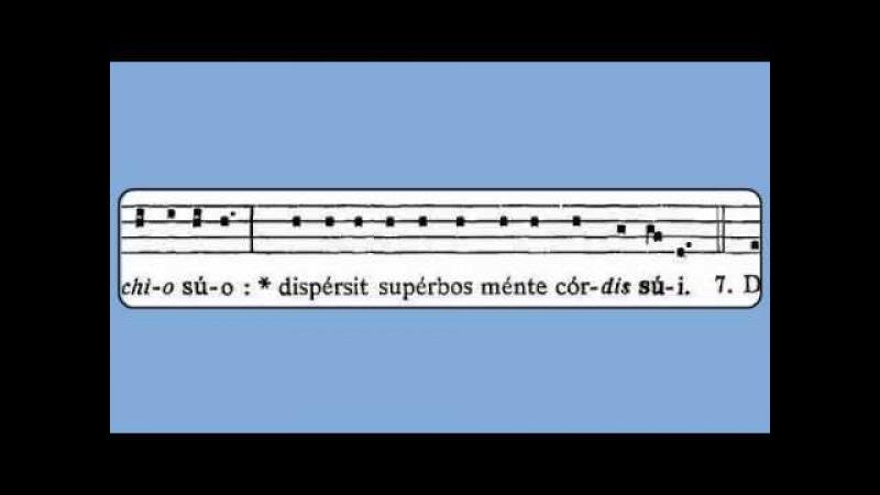 Magnificat (Tone 2, D, g.)