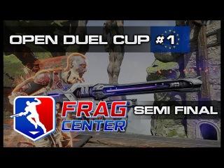 European duel cup #1 - hypno vs Godlikeno Semi-final