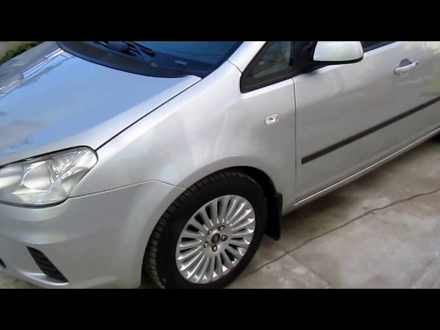 Предпродажная подготовка Ford C-max