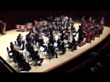 Three Dances from Le Roi samuse - Leo Delibes - Houston Youth Symphony HD