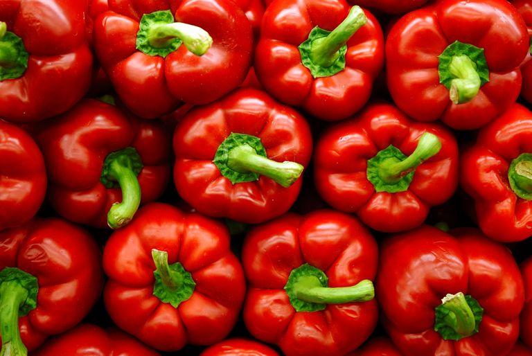 чем полезен красный болгарский перец