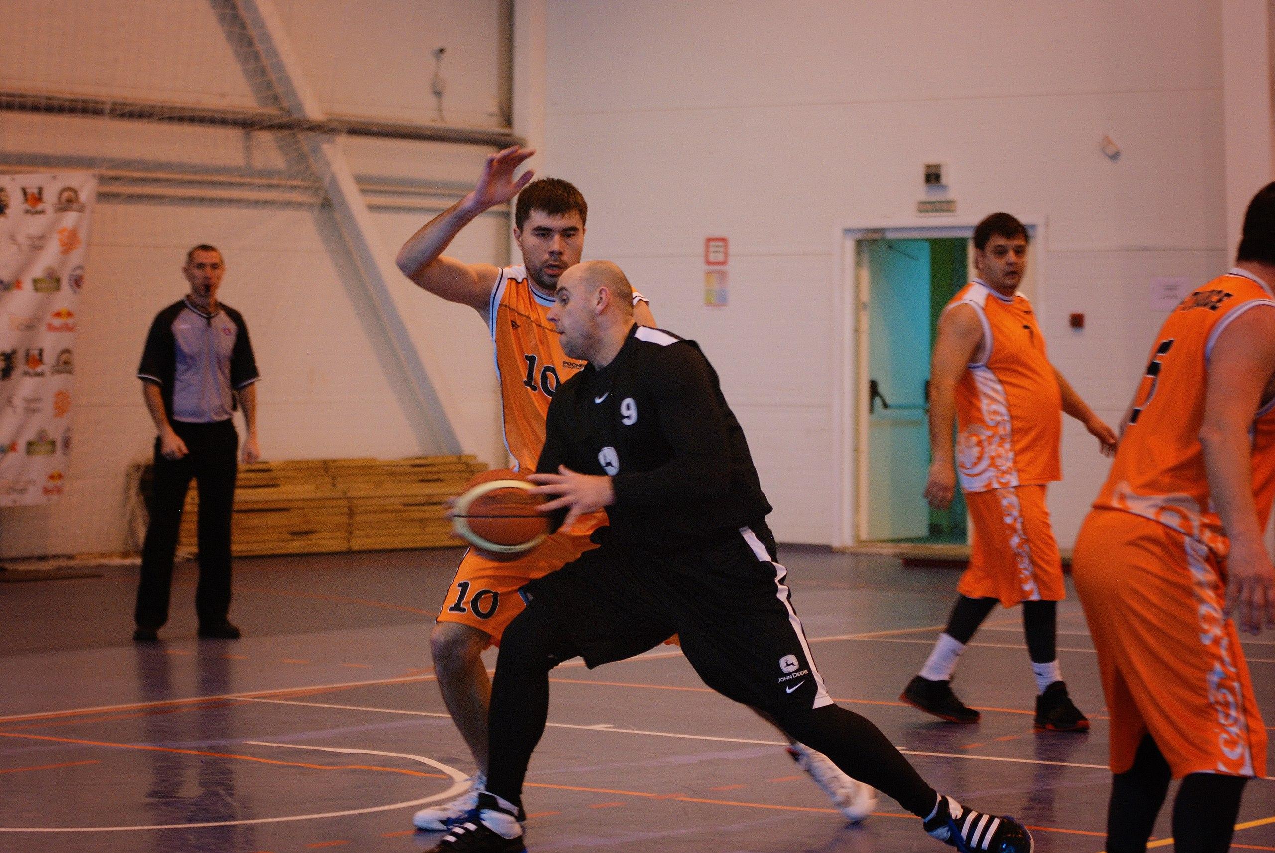 Лига КАУБ 5х5 баскетбол Краснодарский край