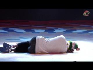 Лучший контемп от бомжа на шоу талантов - Минипанки | Лига Смеха третий сезон