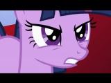 Ты лунная пони. Найтмер Мун! (Карусель Редаб)