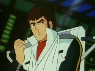 Макрон 1 (18-я серия) (японская версия Goshogun)