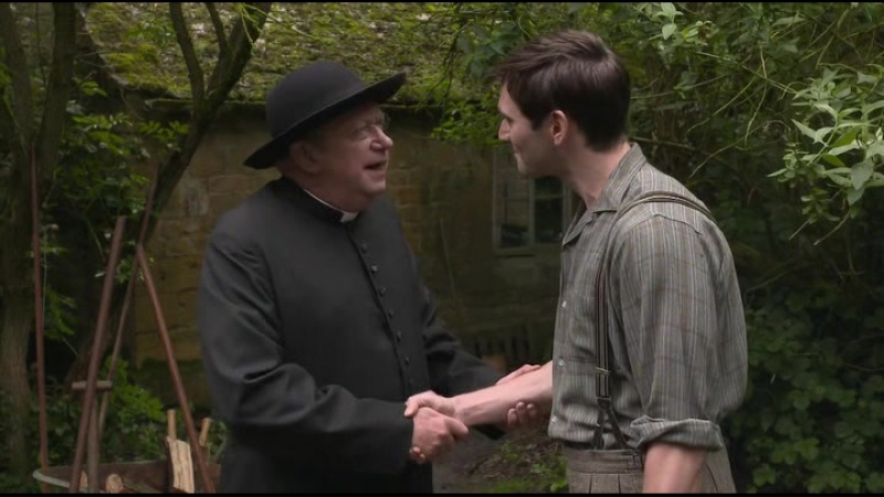 Отец Браун (Father Brown) 5 сезон 6 серия - Орёл и галка