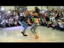 Танец Бачата (Daniel y Desiree, Bachata Dance Argentina, 2015)
