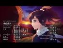 Touken Ranbu Hanamaru ED01 Ake Kure Nikki Mitsuhiro Ichiki Toshiki Masuda