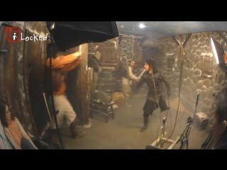 Кухня iLocked backstage со съемок Игры престолов