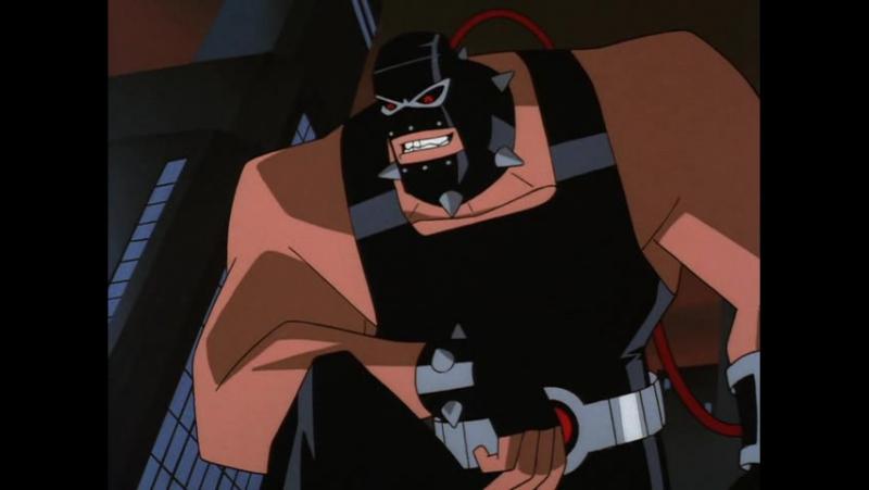 Бэтмен: Рыцари Готэма / Сезон 1 / Эпизод 11 / За гранью возможного