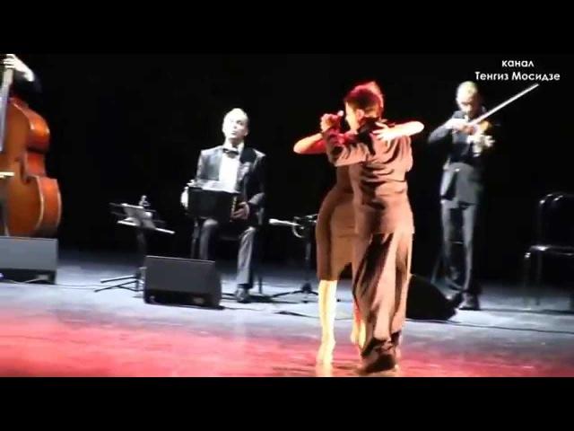 Аргентинское танго Ноэлия Уртадо и Карлос Эспиноза Argentine Tango Noelia and Carlos Espinoza