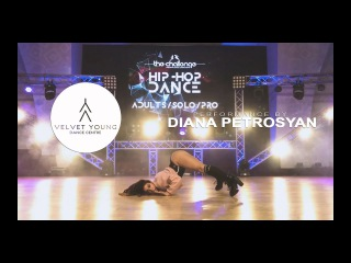 The Challenge Adults solo pro 3 Place Diana Petrosyan | VELVET YOUNG DANCE CENTRE