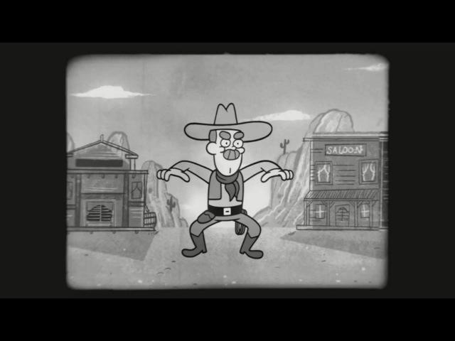 Заглавная песня Fallout 4: Nuka-World в исполнении Бутылки и Мистера Крышки [RUS]