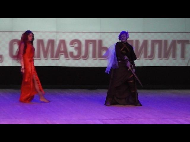 Taiyou no Matsuri 2017 - Азазель, Самаэль, Лилит