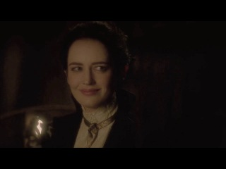 Penny Dreadful ||Vanessa and John Clare: All sad people like poetry|| Season 2 Episode 5
