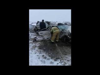 Смертельное ДТП в Мордовии: четверо погибших и трое раненых