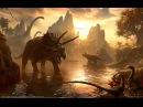 Планета первобытных людей Битва за Землю 1 серия