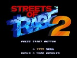 Streets Of Rage 2 Soundtrack - Stage 1-1 (Go Straight)