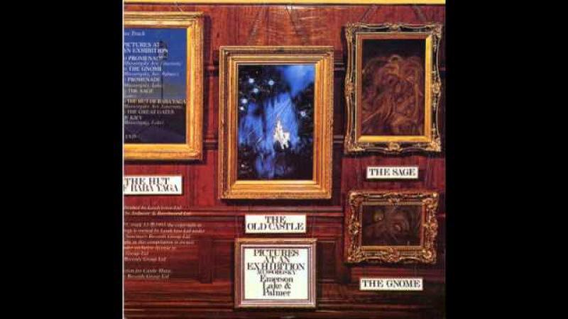 The Hut and the Curse Baba Yaga - Emerson, Lake and Palmer
