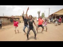 Sherrie Silver - Marimba Rija Remix Dance Choreography, ft Triplets Ghetto Kids