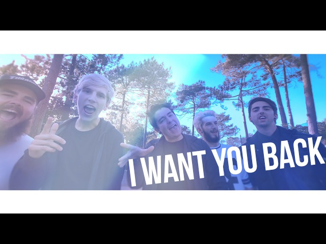 I Want You Back (Jackson 5 Cover) - Back Garden Light