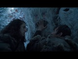 Game of Thrones 6x10 - Lyanna StarkNed youngJon Snow (Bran Vision) HD