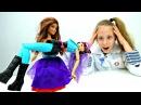Мультик Барби Лечим КУКЛУ 💊 Патриция съела ядовитые ягоды! Играем в Доктора 🏥...