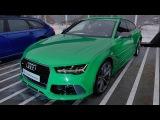 САМАЯ МОЩНАЯ Audi RS7 за 10 000 000 РУБЛЕЙ!!!!   и Audi quattro
