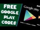 How to get google play gift card codes work 2017 google play gift card codes free - 2017
