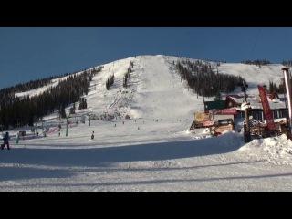 Шерегеш Тесты Ski net 2016