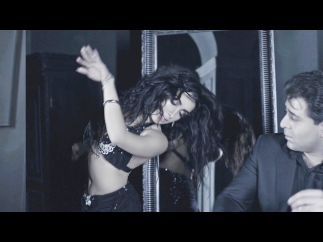 Ayesh Ma3ya bellydance choreography عيش معايا الرقص الشرقي Haleh Adhami