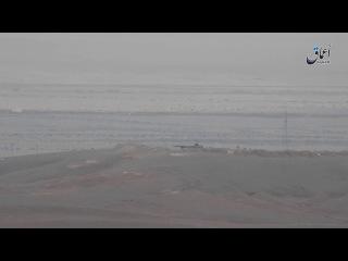 #حمص تدمير دبابة لقوات النظام السوري شرق مطار #التيفور