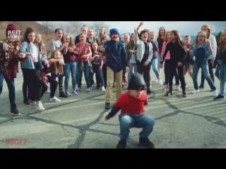 Школьный танцевальный батл
