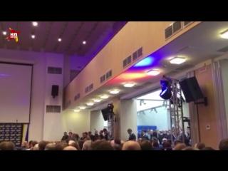 Владимир Жириновский снова у руля партии и опять идет в президенты