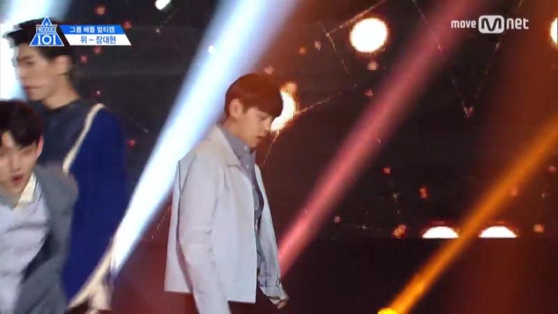 [FANCAM] 170424 Выступление Jang Dae Hyeon с песней Call Me Baby – EXO @ Mnet Official