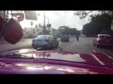 Havana Drive Through Ford Fairlane 500 Galaxie Made in USA 1959