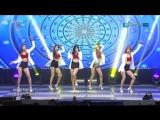 Pocket Girls - BBANG BBANG (K-Force Special Show 2016.10.03)