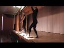 "Софья Онофрей(6 ""В"")-Don't Let Me Down (The Chainsmokers feat. Daya) подтанцовка: Дзюба Ольга и Кокшарова Валерия"