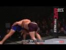 UFC Fight Night - 107 хайлайт NELSON vs JOUBAN первый раунд