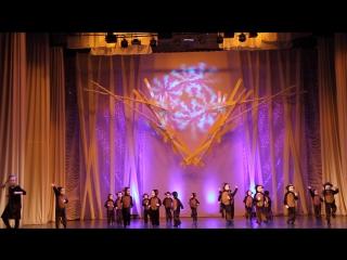 танец обезьянок АГКЦ