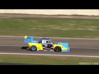 The CRAZIEST Homemade Race Car EVER_ #Fiat X1_9 with #Yamaha #R1 Engine Active Ae
