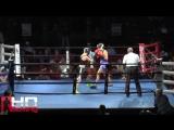 Kristina Williams vs Kaci Eckel (amateur)