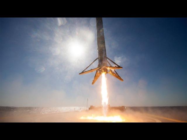 SpaceX - исправляют ошибки, указанные конспирологами