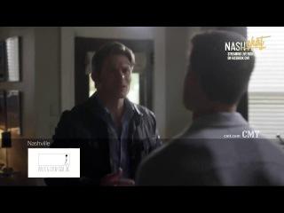 Промо сериала «Нэшвилл — Nashville». Сезон 5 Серия 4.