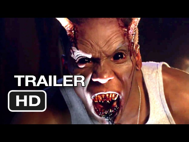 The Black Waters Of Echos Pond Official Trailer 1 (2013) - Fantasy Horror Movie HD