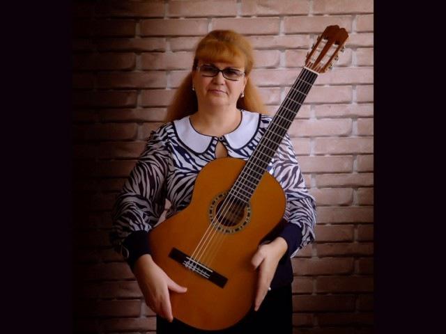 ДАВАЙ НИКОГДА НЕ ССОРИТЬСЯ Наталия Муравьева Песни под гитару Ретро 60 г.