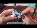 Как вязать бактус платок спицами