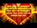 toby mac NO ORDINARY LOVE